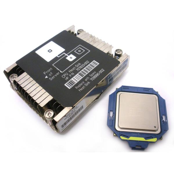 HP 725937-L21 SL2X0S Gen8 Intel Xeon E5-2680v2 2.8GHz 10-Core 25M Processor Kit