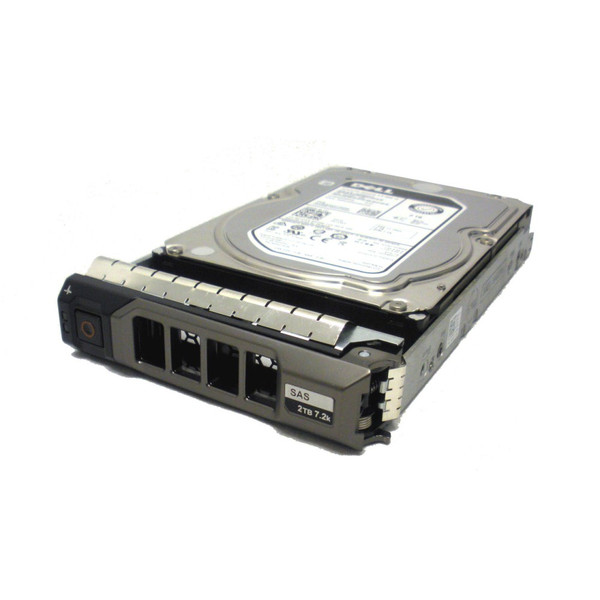 DELL K7VW5 2TB 7.2K 12G 3.5in SAS Hard Drive 0K7VW5 via Flagship Tech