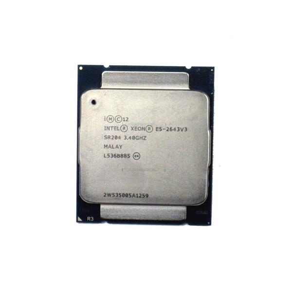 INTEL SR204 E5-2643V3 3.4GHz 6-Core Processor CPU via Flagship Tech