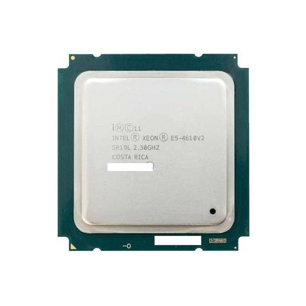 Intel Xeon SR19L E5-4610V2 2.3GHz 8-Core Processor via Flagship Tech