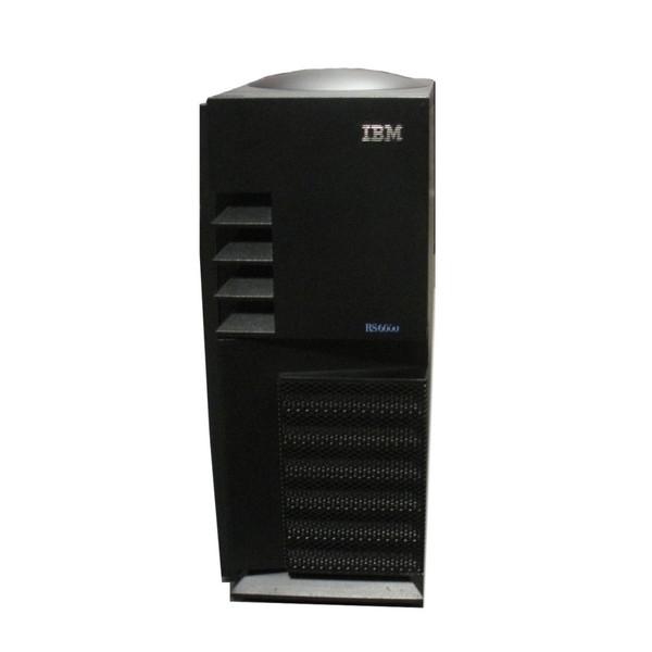 IBM 7044-170 333 Mhz system w/ 2 X 9.1 GB HD 512 MB  1 via Flagship Tech