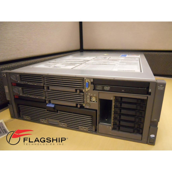 HP DL580 G4 2P DC X7130 3.2GHz 4GB Server 430809-001