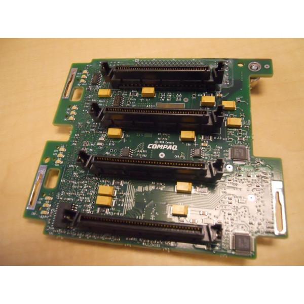 HP 387090-001 4 slot SCSI Backplane DL380