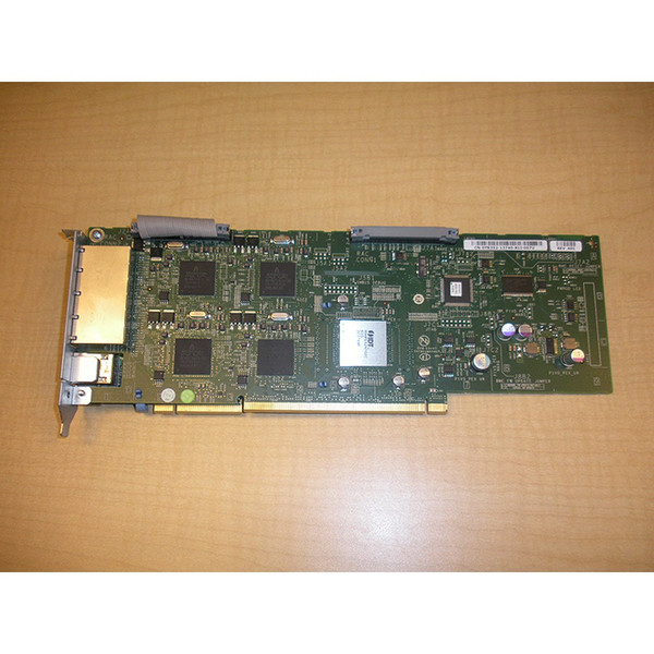 Dell PowerEdge R900 Quad Port Gigabit Hybrid PCI-e NIC & DRAC YR352 Front