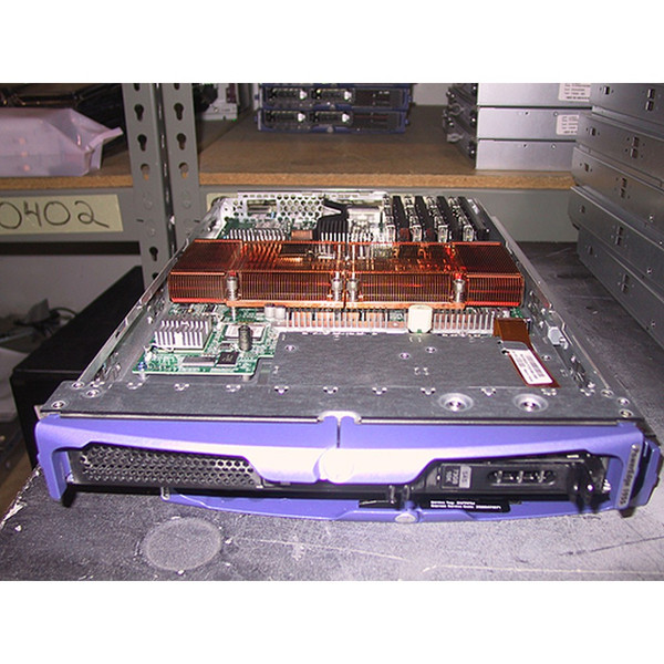 Dell PowerEdge 1955 Blade Server 2x 3.0GHz Dual-Core Intel Xeon 5160 8GB 2x 36GB Front
