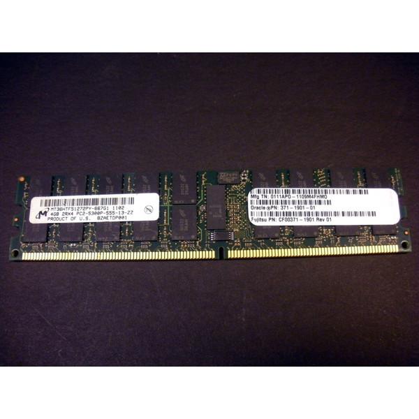 Sun 371-1901 4GB (1x 4GB) Memory DIMM for M4000 M5000 via Flagship Tech
