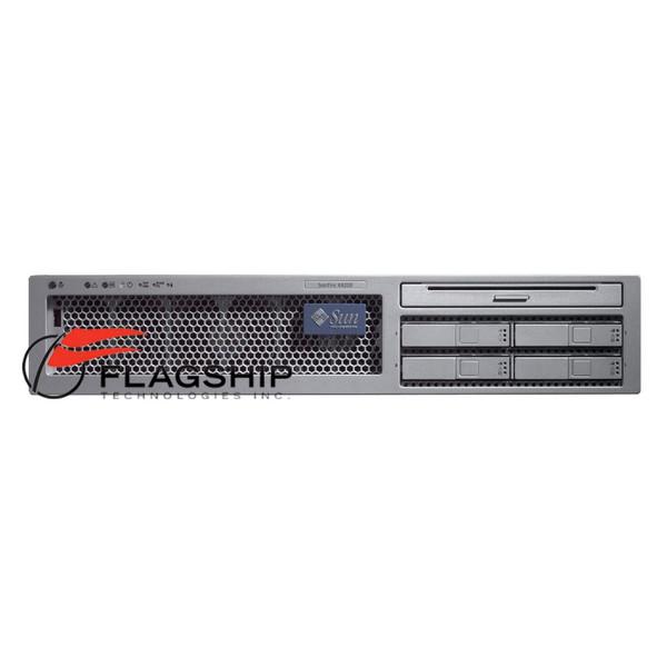 Sun A87-FPZ2 Netra X4200 M2 2x 2.2GHz, 8GB, 2x 146GB Server with DVD