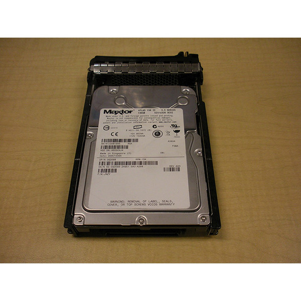 146GB 15K U320 SCSI 80Pin Hard Drive GD088 Maxtor Atlas for Dell