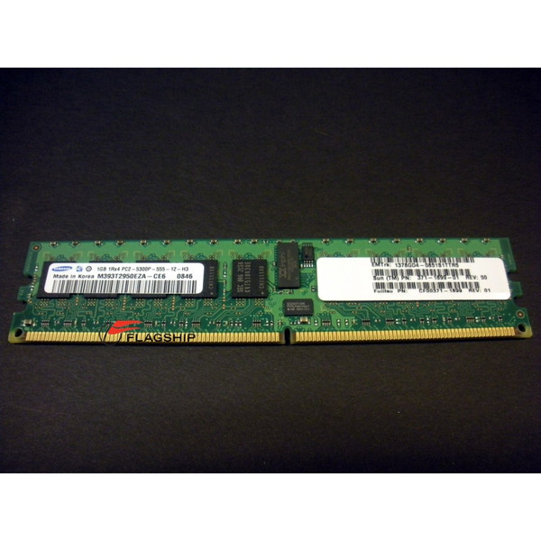 Sun 371-1899 1GB (1x 1GB) Memory DIMM for M4000 M5000 via Flagship Tech