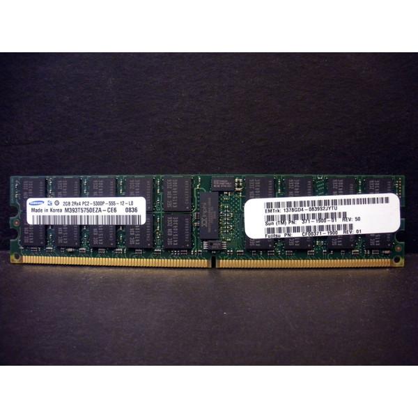 Sun 371-1900 2GB (1x 2GB) Memory DIMM for M4000 M5000 via Flagship Tech