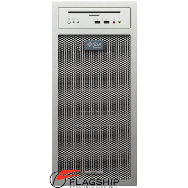 SUN A70-XHB1-9AT-2GDT -- Ultra 45 Server 1.6GHz 2GB Memory 250GB HD DVD Drive XVR100
