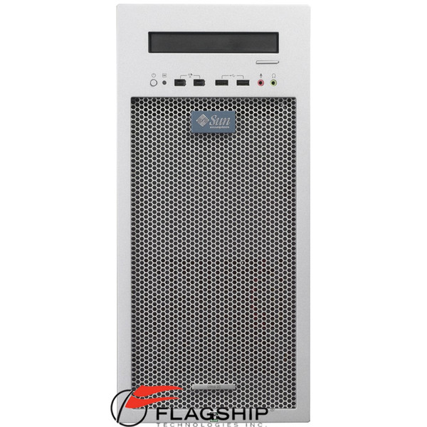 SUN A63-AA -- Ultra 20 Server 1.8GHz 1GB Memory 80GB HD DVD Drive