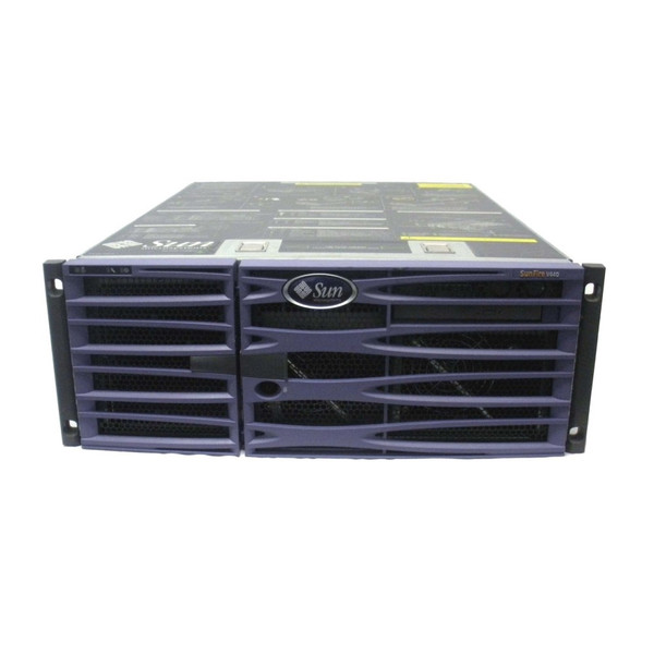 Sun Fire V440 Server 4x 1.062GHz 8GB 4x 36GB HDD A42-XAB4-08GD via Flagship Tech