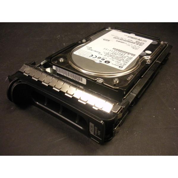 Dell 146GB 15K U320 SCSI 80Pin Hard Drive FC958 Fujitsu MAX3147NC