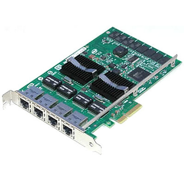 Intel PRO1000PT PCI-E Quad Port Network Card Adapter EXPI9404PTBLK