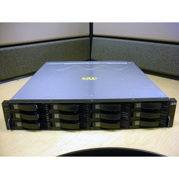 IBM 5886-940X 5886-91XX EXP 12S SAS Disk Drawer with 12x 3677 139GB Drives