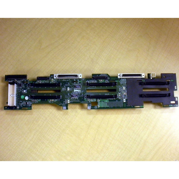 Dell KJ881 PowerEdge 2850 1x6 SCSI Backplane Board via Flagship Tech