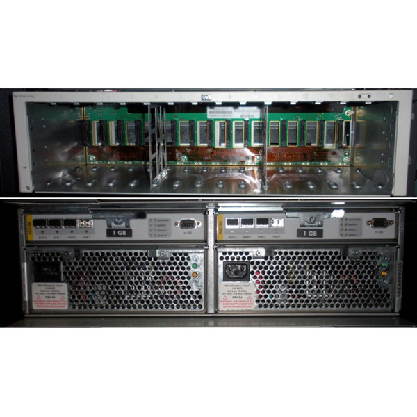 HP A6267A Virtual Array VA7410 with Dual 1024MB Controllers