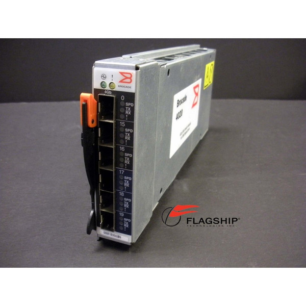IBM 32R1812 32R1818 32R1820 BROCADE 20-Port 4Gb SAN Switch for BladeCenter
