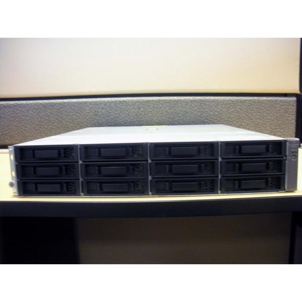 HP 418408-B21 MSA60 StorageWorks 12-Slot LFF SATA/SAS Disk Enclosure