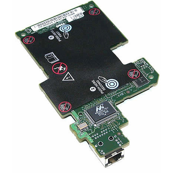 Dell PowerEdge 1850 2850 2800 DRAC 4 Remote Access Card X8229