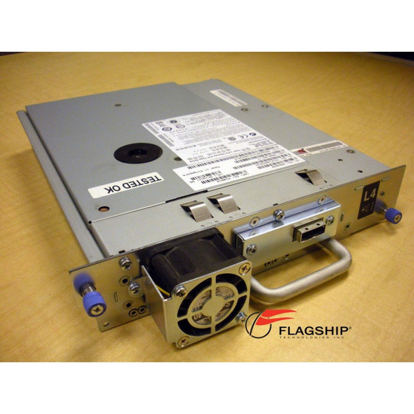 IBM 8147-3573 800/1600GB Ultrium LTO-4 3Gbps SAS HH Tape Drive Module for 3573