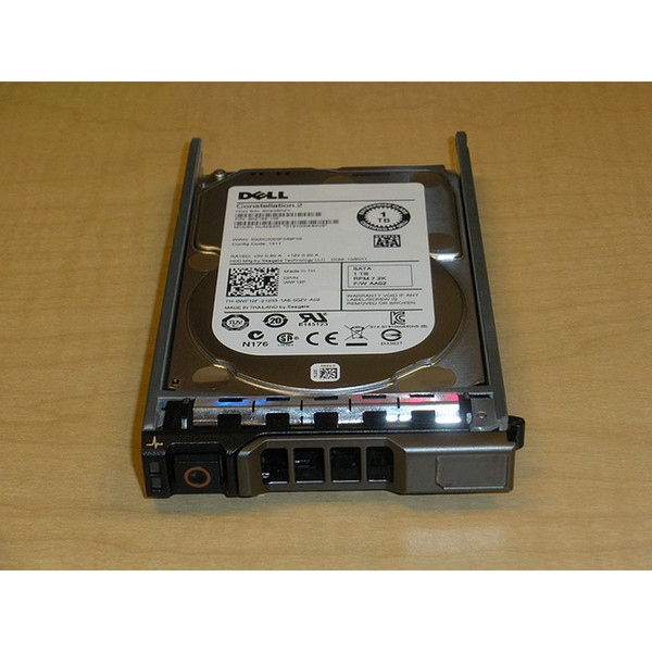 "Dell WF12F Seagate ST91000640NS 1TB 7.2K SATA 2.5"" 6Gbps Hard Drive via Flagship Tech"