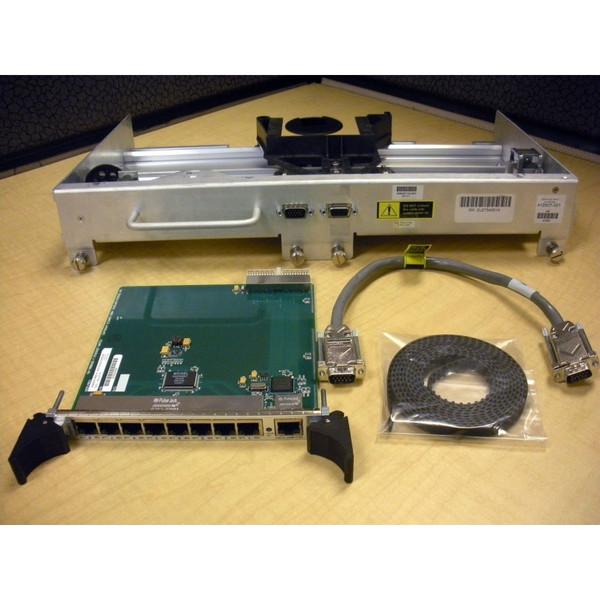 HP 412507-001 AG163A AG160A MSL6000 5U/10U Pass Thru Mechanism