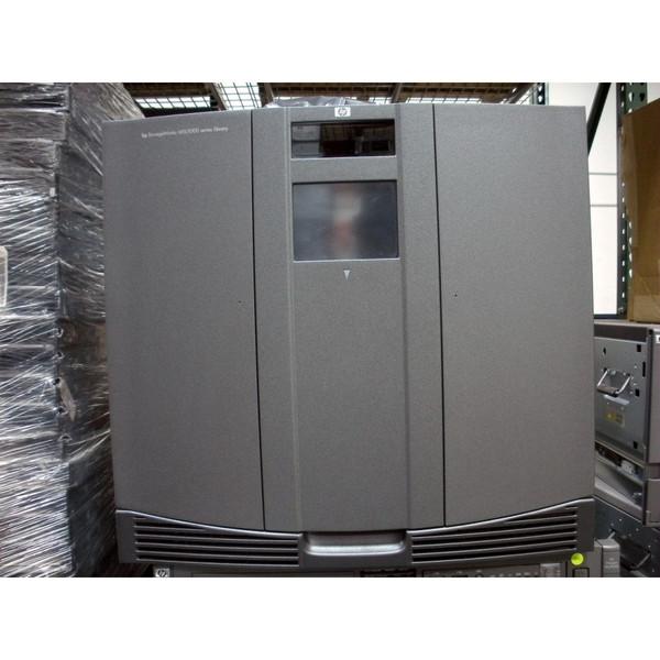 HP 293474-B24 MSL5052S2 2 DRV SDLT 160/320 FC Rackmount Tape Library