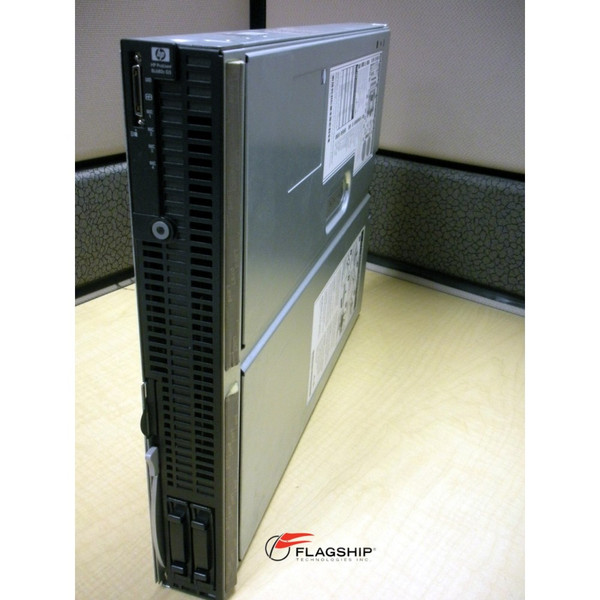 HP 443530-B21 BL680c G5 E7310 QC 1.6GHz (2P), 8GB, P400i/256MB Blade Server