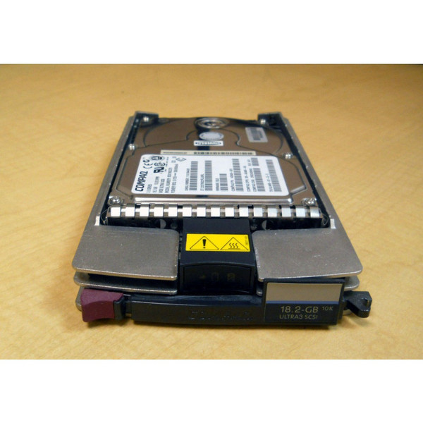 HP 152190-001 142673-B22 18GB 10k Ultra 3 Hard Drive via Flagship Tech