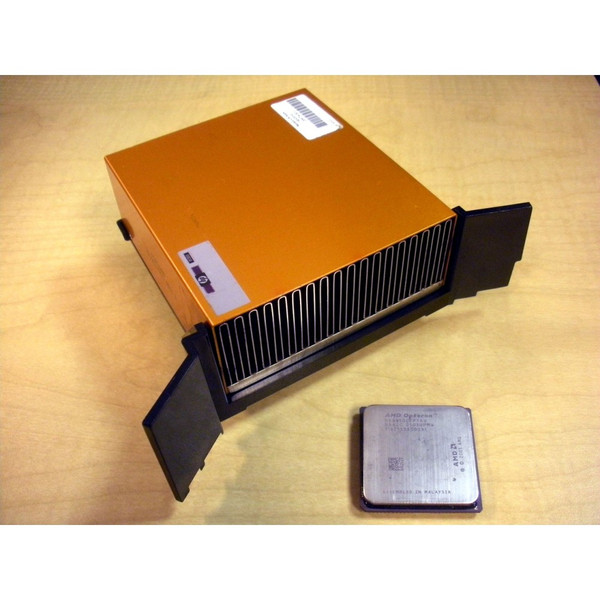HP 366725-B21 AMD Opteron 850 2.4GHz/1MB Processor Kit for DL585 IT Hardware via Flagship Technologies, Inc, Flagship Tech, Flagship, Tech, Technology, Technologies