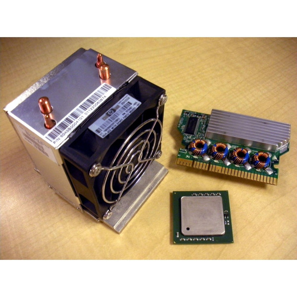 HP 382184-B21 383035-001 Intel Xeon 3.0GHz/2MB Processor Kit for ML350 G4 via Flagship Tech