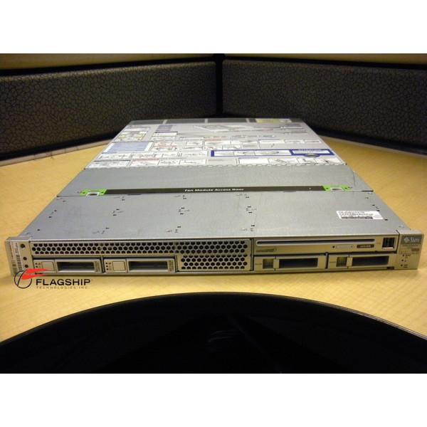 Sun T5120 SECPFDF1Z 541-2155 1.4GHz 8 Core, 8GB, 2x 146GB, DVD