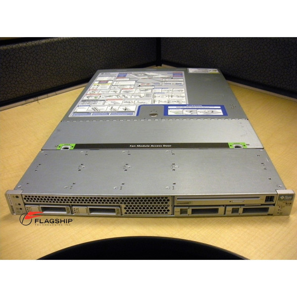 Sun Sparc T5140 SETPBGE2Z 541-2528 1.2GHz 6 Core, 32GB, 2x 146GB, DVD CoolThreads Server