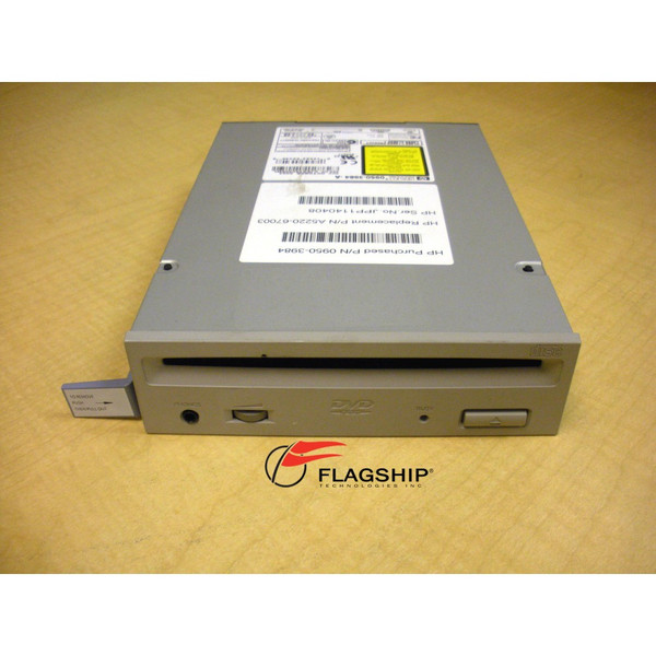 HP A6180A DVD ROM for rp8400