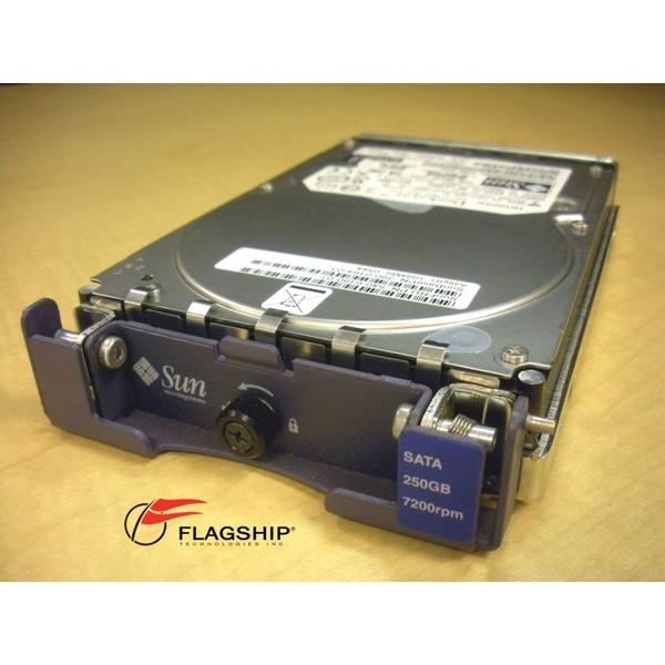 Sun XTA-ST1NC-250G7K 540-6180 250GB 7.2K SATA Hard Drive for 3511 via Flagship Tech