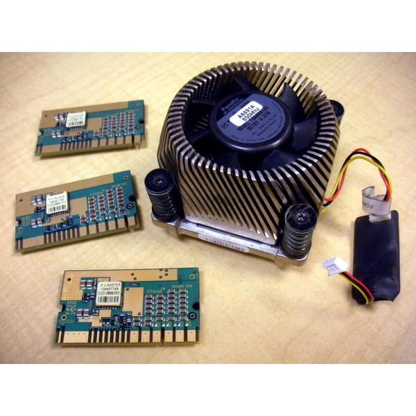 HP A6891A 650MHz PA8700 Processor for rp2430 rp2470 via Flagship Tech