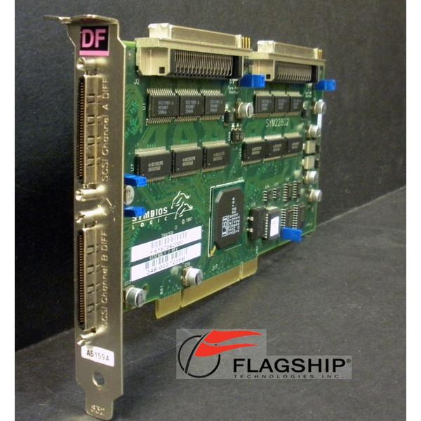 HP A5159A Dual Port PCI FWD SCSI Adapter