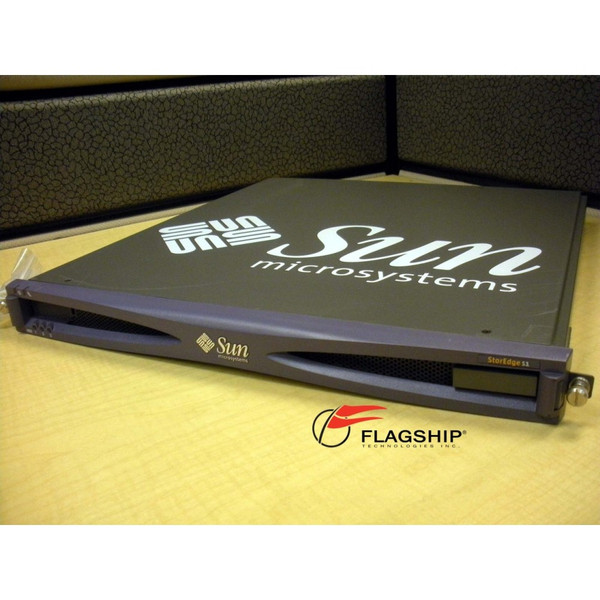 Sun StorEdge S1 Array Ultra3 LVD SCSI w/3x 73GB 10K Hard Drives NS-XDSKS1-373GAC