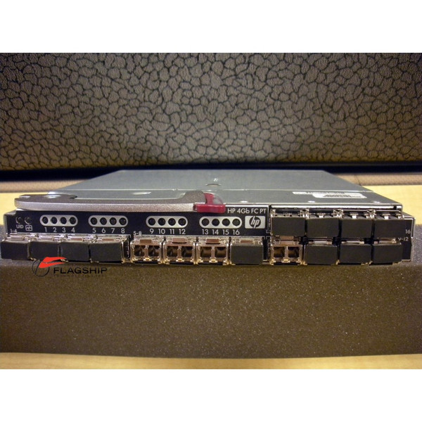 HP 403626-B21 416378-001 16-Port FC Pass-Thru Module for BLc3000 BLc7000
