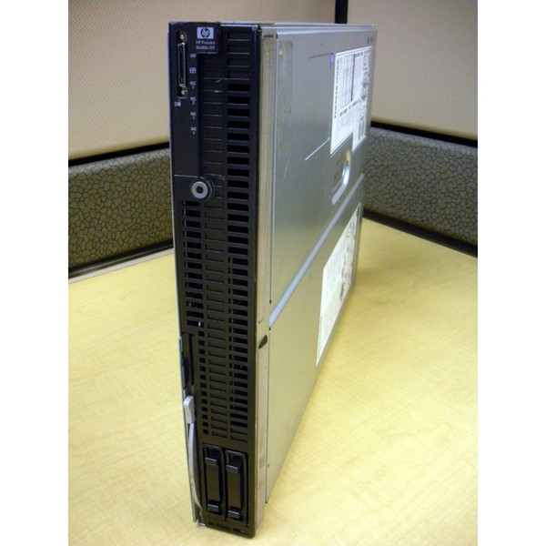 HP 443527-B21 BL680c G5 CTO Blade Server Base via Flagship Tech