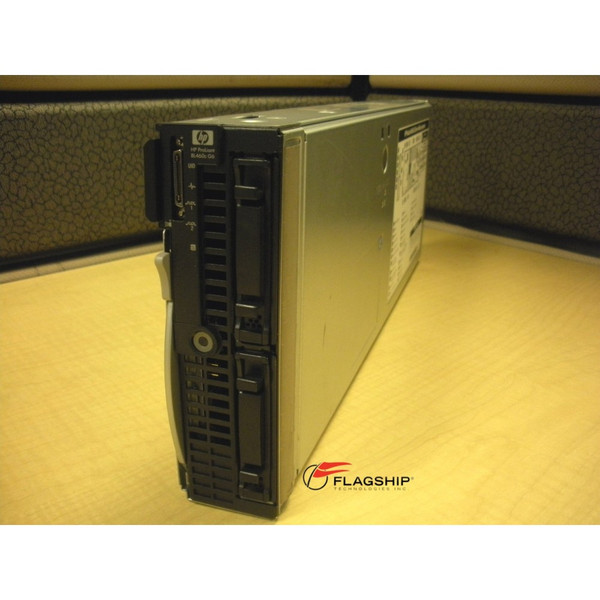HP 507782-B21 BL460c G6 E5520 2.26GHz QC (1P), 6GB, P410i Blade Server