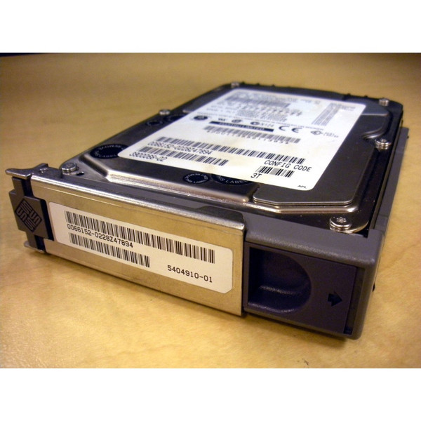 Sun 540-4910 X5248A 18.2GB 10K SCSI Hard Drive w/ SPUD Bracket for S1 D2 via Flagship Tech