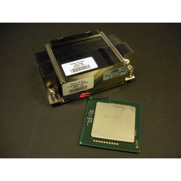 HP 487375-B21 490067-001 E7450 2.4GHz 6C Processor Kit for DL580 G5 via Flagship Tech