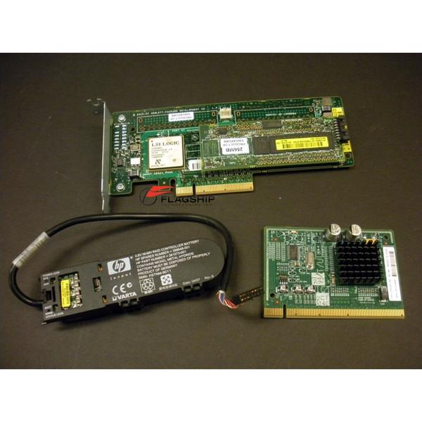 AD248A HP rx2660 Controller Internal 8-Port SAS P400/256MB RAID Controller