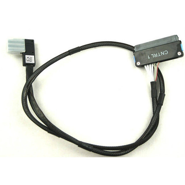 "Dell PowerEdge R610 Mini-SAS B to PERC 6i Controller Cable 31"" JM257"