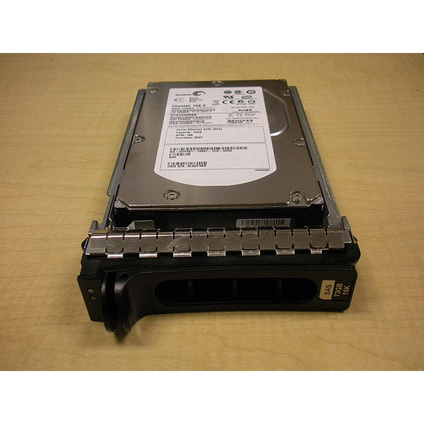 "400GB 10K SAS 3.5"" 3Gbps Hard Drive Dell MM407 Seagate ST3400755SS"