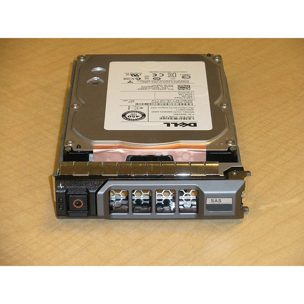 Dell T857K Hitachi 450GB 15K SAS 3.5in 6Gbps Hard Drive via Flagship Tech