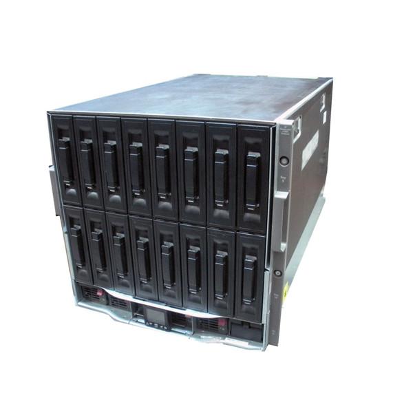 """HP 507015-B21 BLc7000 1PH 6x P/S, 10x Fan, VGA, 3"""" LCD OA Gen2 RoHS Enclosure (NO ICE LTU'S)"""